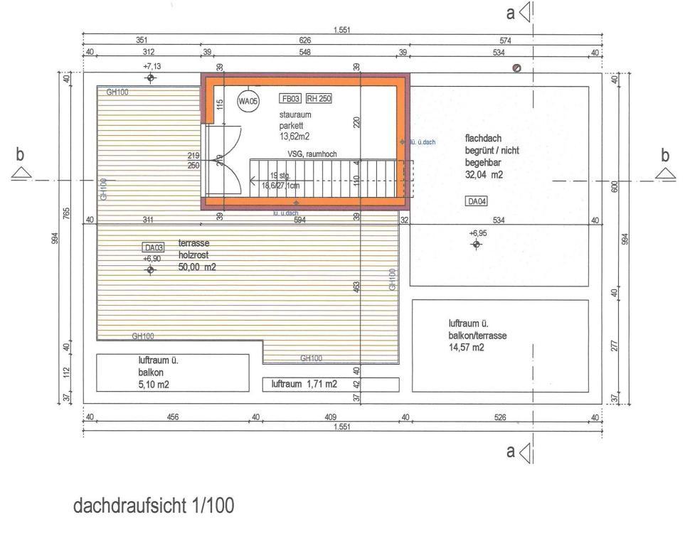 Plan Dach